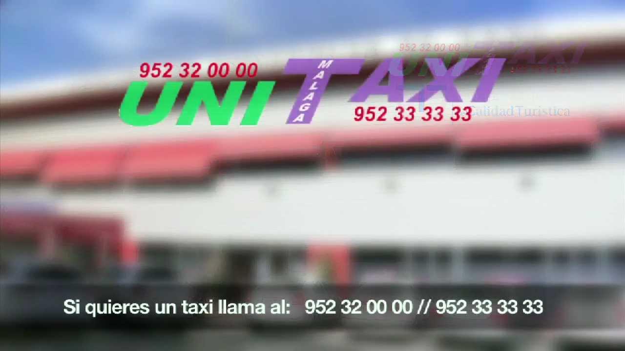 73visual Spot Unitaxi Málaga