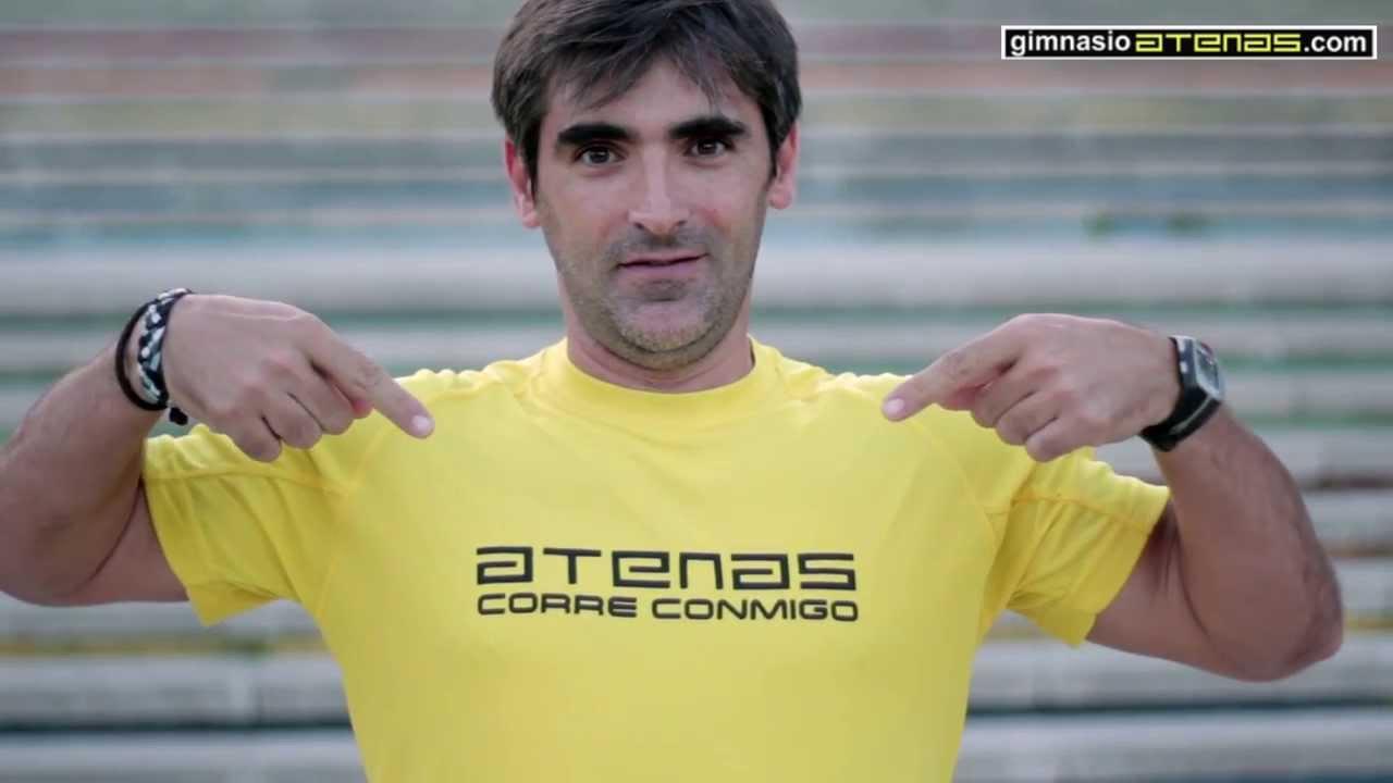 Spot corre conmigo en Gimnasio Atenas Benalmadena