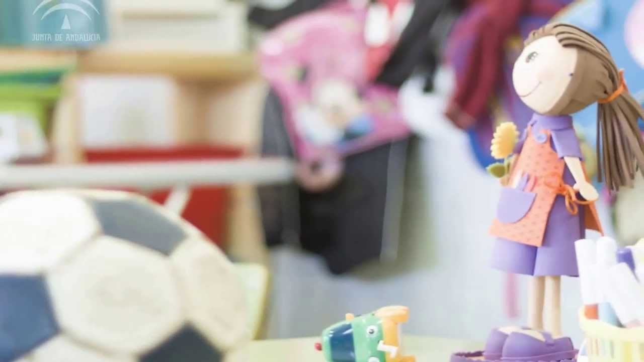 Spot Junta Andalucia Educando para la igualdad