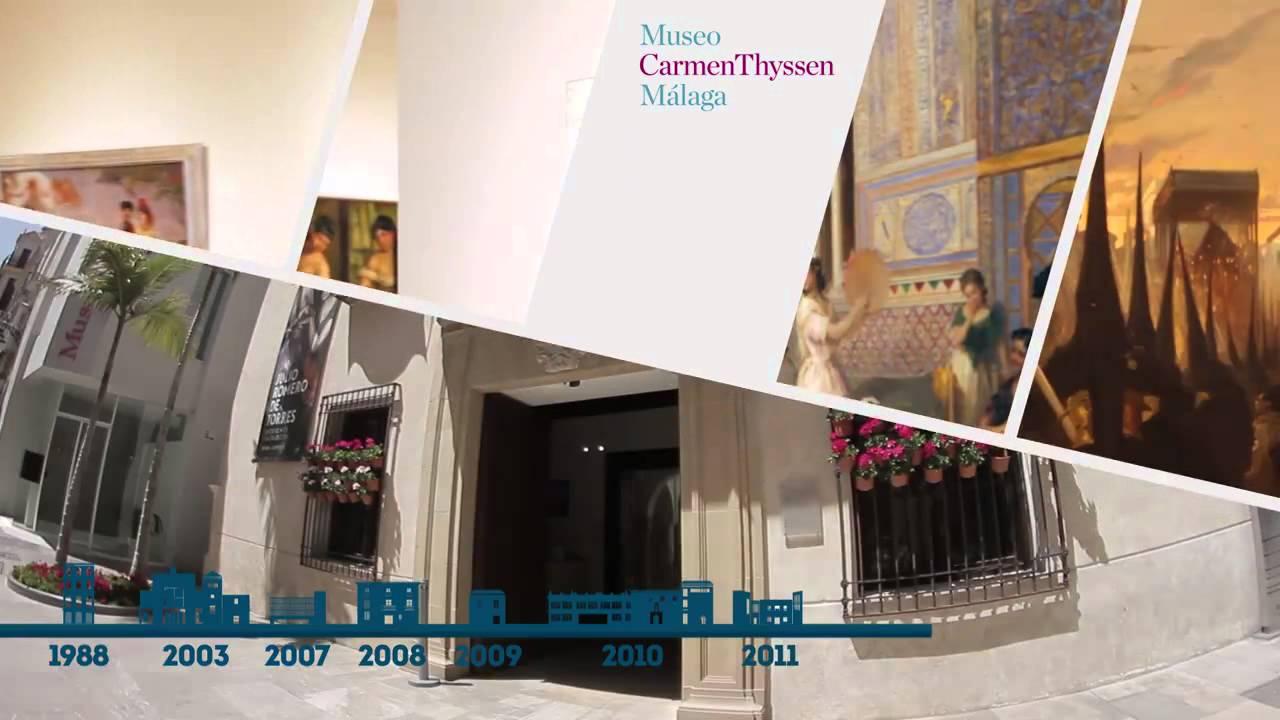 Video Turismo Malaga Ciudad Genial Fitur 2015