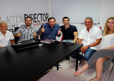 Spot Publicidad – Manzana Rota con Manolo Sarria, Morta y Justo Gómez